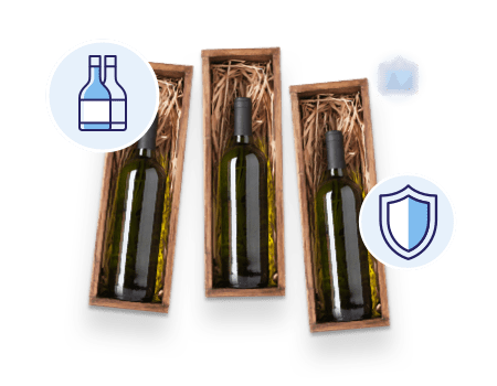 Wine insurance at competitive prices